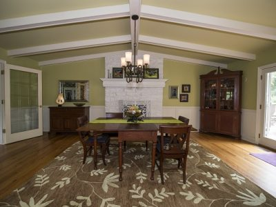Interior painting by CertaPro house painters in Omaha, NE