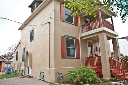 Exterior house painting in Ottawa Center by CertaPro Painters of Ottawa
