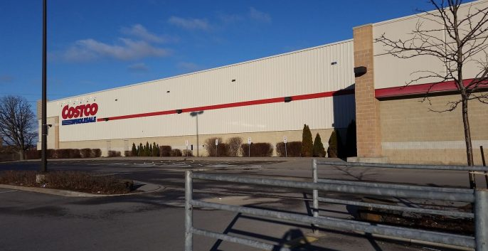 Commercial retail painting by CertaPro Commercial Painters in Ottawa, ON