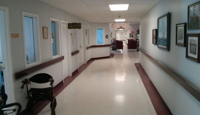 Commercial Medical Facility painting by CertaPro Commercial Painters in Ottawa, ON