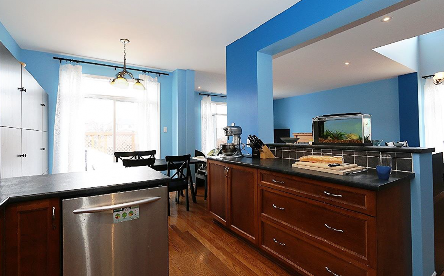 Interior kitchen painting by CertaPro house painters in Ottawa, ON