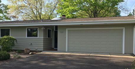 Arlington Heights, IL – Exterior Deck Painting by David's Crew