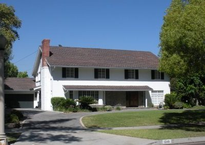 Exterior painting by CertaPro house painters in San Marino, CA