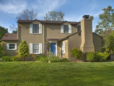Exterior painting by CertaPro house painters in South Pasadena, CA