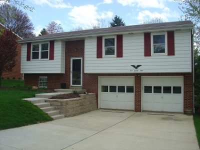 Exterior house painting by CertaPro painters in Westmoreland County, PA