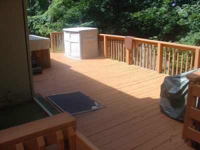 Deck Staining in PIttsburgh and Surrounding areas - CertaPro Painters