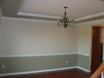 Interior painting by CertaPro house painters in Pittsburgh and surrounding area