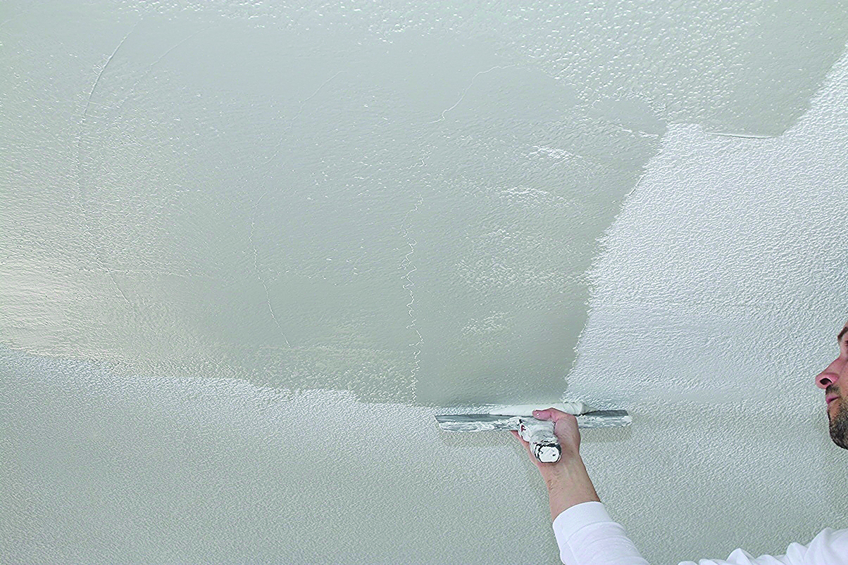 3 Ways To Deal With A Popcorn Ceiling