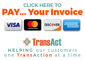 Pay Your Invoice Via TransAct