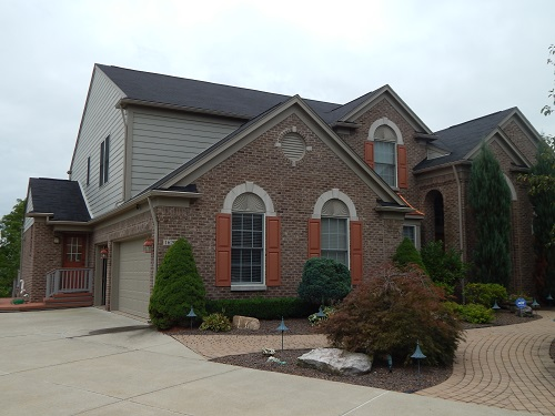 CertaPro Painters the exterior house painting experts in Northville, MI