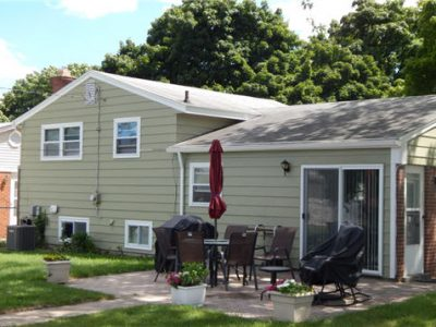 Exterior house painting by CertaPro painters in Livonia, MI