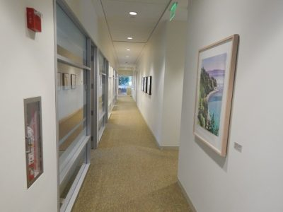 Commercial Retail/Office painting by CertaPro painters in Michigan