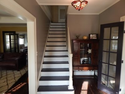 Interior painting by CertaPro house painters of Plymouth, MI