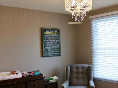 Interior painting by CertaPro house painters in Plymouth, MI