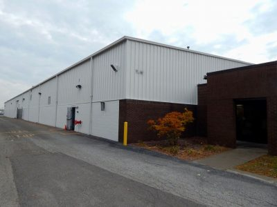 Commercial Industrial painting by CertaPro Painters in Troy, MI