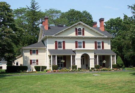 Exterior painting by CertaPro house painters in Setauket, NY