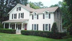 Exterior house painting by CertaPro painters in Stony Brook, NY