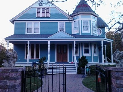 professional exterior painting in Port Jefferson, NY by CertaPro
