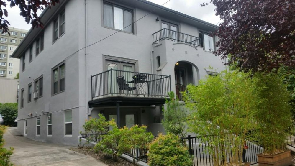 CertaPro Commercial Apartment painting in Portland, OR