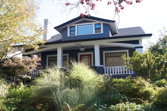 Exterior house painting in Portland Oregon