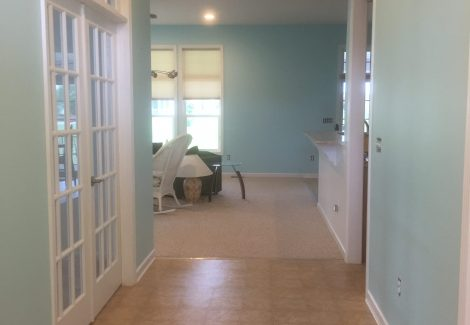 Residential Interior Painting - Long Neck, DE