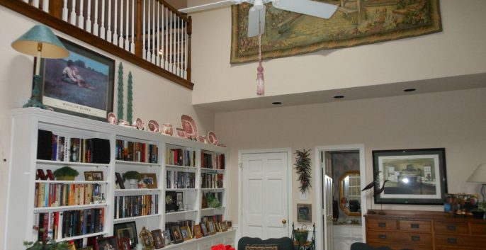 Interior house painting by the experts at CertaPro Painters in Dallas, TX