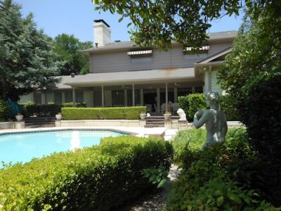 Exterior painting by CertaPro house painters in Richardson, TX