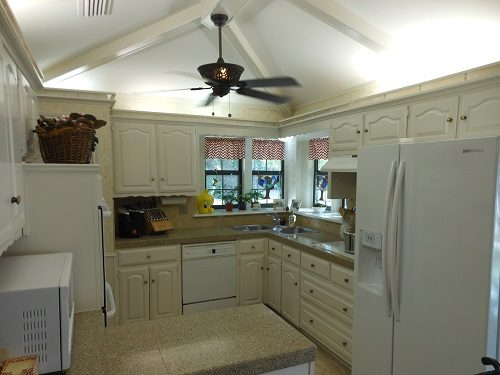 Interior painting by CertaPro house painters in Richardson, TX