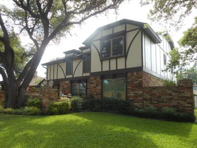 Exterior house painting by the experts at CertaPro Painters in Richardson, TX