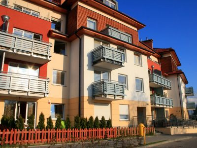 Commercial Condo painting by CertaPro house painters in Richmond, BC