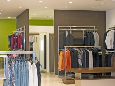 Commercial Office/Retail painting by CertaPro Painters of Richmond, BC