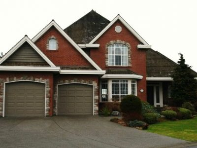Exterior painting by CertaPro house painters in Tsawwssen, BC
