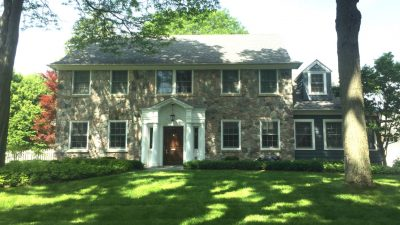 Exterior painting by CertaPro house painters in Troy, MI