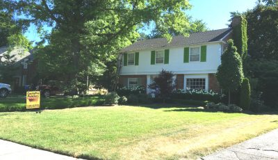 Exterior house painting by CertaPro painters in Troy, MI