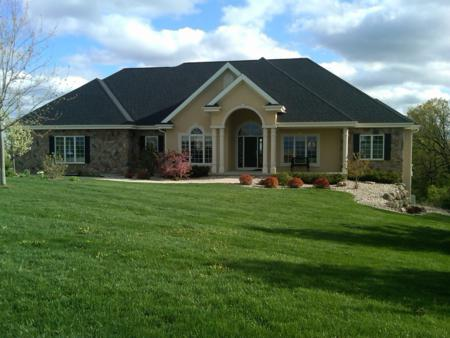 Rockford - Exterior painting by CertaPro house painters