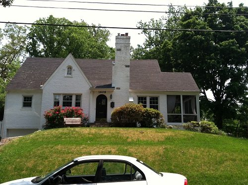 Exterior painting by CertaPro house painters in Chevy Chase, MD