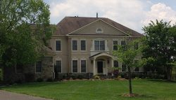 Exterior painting by CertaPro house painters in Potomac, MD