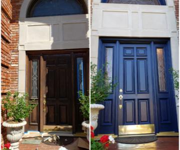 front door painters rockwall tx