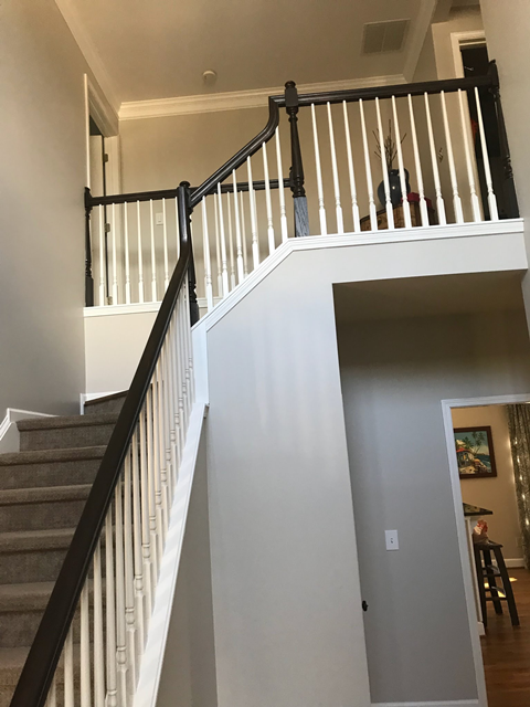 stairway painters in roswell georgia