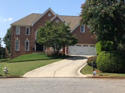 certapro painters of roswell repainted this home