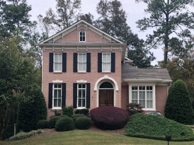 exterior painted by certapro painters of roswell ga