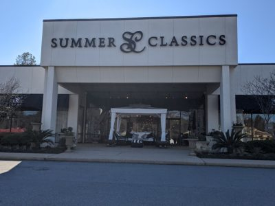 certapro painters of roswell repainted the interior of summer classics in roswell ga