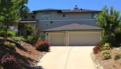 Exterior house painting by CertaPro painters in El Dorado Hills