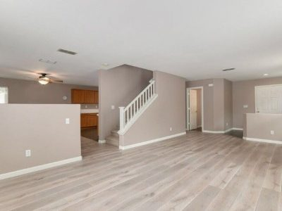 Interior painting by CertaPro house painters in Mather, CA