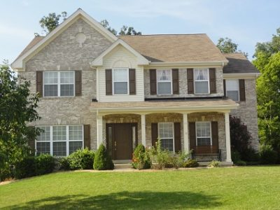 Exterior painting in O'Fallon / Dardenne by CertaPro Painters of Saint Charles, MO