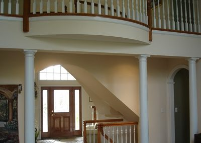 Interior house painting by CertaPro Painters of Saint Charles, MO