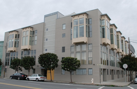 Mission condominiums