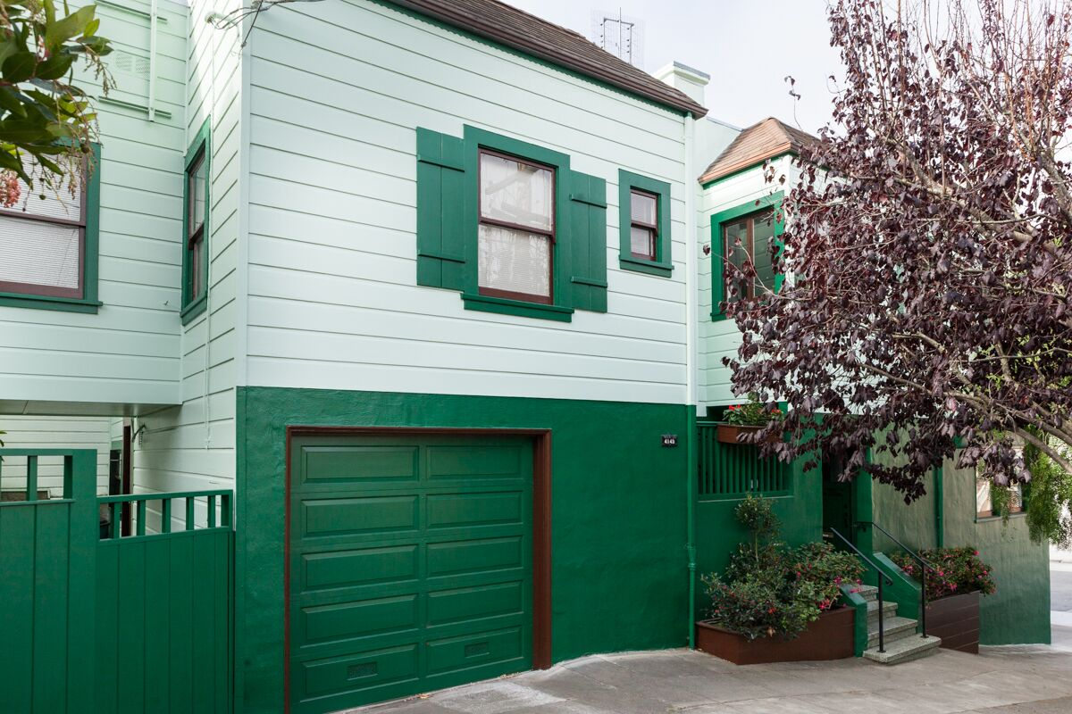 CertaPro Painters in San Francisco, CA are your Exterior painting experts
