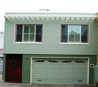 Exterior painting by CertaPro house painters in Miraloma, CA
