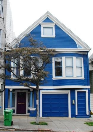 Exterior house painting in Diamond Heights by CertaPro Painters of San Francisco, CA